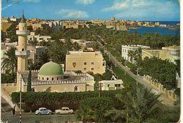 Libya/Libia/Libye - Tripoli - Mosque - Libye