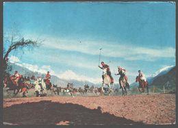 Pakistan - A Polo Game In Gilgit - Pakistan International Airlines - Pakistan