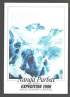 Nanga Parbat - Expedition 1986 - Benelux - Expedition - Alpine Style - Alpinism - Pakistan