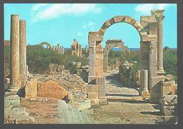 Lybia - Leptis Magna - Libye
