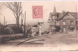 CPA - Le Raincy - Allée Gambetta - Vue De L'Allée De L'Ermitage - Le Raincy