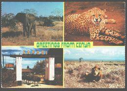 Kenia - Greetings From Kenya - Multiview - Kenya