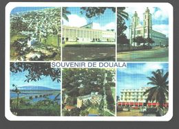 Souvenir De Douala - Multiview - Rounded Corners - Cameroun