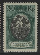 Liechtenstein 1921 Unif. 54 **/MNH VF - Liechtenstein