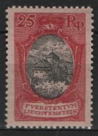 Liechtenstein 1921 Unif. 53 **/MNH VF - Liechtenstein
