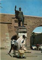 Libya/Libia/Libye - Tripoli - Statua Di Settimio Severo - Nice Stamps 1964 Olympic Games - Tokyo, Japan - Libia