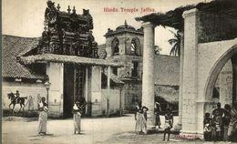 HINDU TEMPLE JAFFNA   SRI LANKA . CEYLON CEYLAN - Sri Lanka (Ceilán)