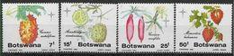 1985 BOTSWANA 520-23** Fruits - Botswana (1966-...)