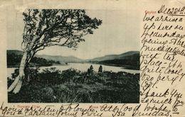 Ceylon Nuwara Eliya Across The Lake Ceylon  SRI LANKA . CEYLON CEYLAN - Sri Lanka (Ceylon)