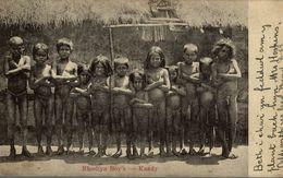 CEYLAN - Ethnic H. / Rhodiya Boy's - Kandy  SRI LANKA . CEYLON CEYLAN - Sri Lanka (Ceilán)