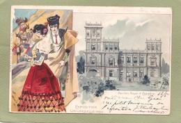 EXPOSITION UNIVERSELLE 1900  PAVILLON ROYAL ESPAGNE - Expositions