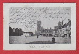 Ypres  -  La Grande Place - Ieper