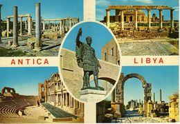 Libya/Libia/Libye - Antica Via Yugoslavia - Nice Stamp 1975 The 13th International Trade Fair, Tripoli.cavalryman.horses - Libya