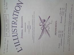 L'ILLUSTRATION N° 3539 Du 24 DECEMBRE 1910 - L'Illustration