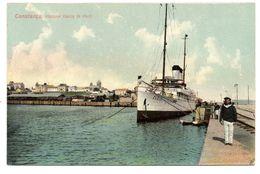 Roumanie Constanta Port - Roumanie