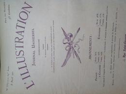 L'ILLUSTRATION N° 3554 Du 8 AVRIL 1911 - Journaux - Quotidiens