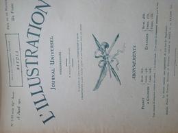 L'ILLUSTRATION N° 3555 Du 15 AVRIL 1911 - Journaux - Quotidiens