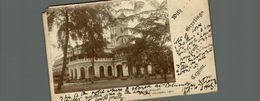 RPPC GREETINGS   ELSCOURT COLOMBO 1907   SEE LEFT CORNER     SRI LANKA . CEYLON CEYLAN - Sri Lanka (Ceylon)
