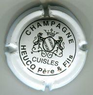 CAPSULE-CHAMPAGNE HEUCQ P & F N°08 Blanc & Noir - Champagne