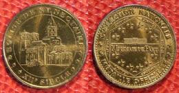Jeton Touristique - Monnaie De Paris - Eglise De Saint Nectaire XIIème Siècle - 2002 - Monnaie De Paris