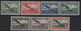 Albania 1927 Unif. A8/14 */MH VF/F - Albania