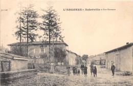 55 - MEUSE / Aubréville - 55600 - Rue Sisomon - Beau Cliché Animé - France