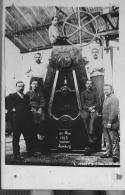 Groupe D'ouvriers Fonderie De Moustier Sur Sambre 30 Mai 1913 - Jemeppe-sur-Sambre