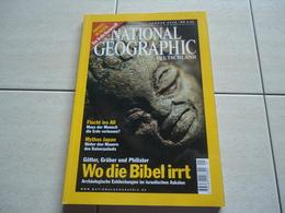 National Geographic (deutsch) Ausgabe 01/2001 - Revues & Journaux