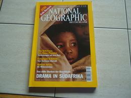 National Geographic (deutsch) Ausgabe 02/2001 - Revues & Journaux