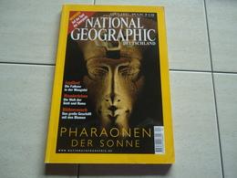 National Geographic (deutsch) Ausgabe 04/2001 - Magazines & Newspapers