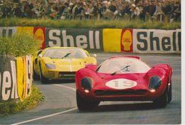 24 Heures Du MANS 1967  FERRARI 330 P 4 - Le Mans