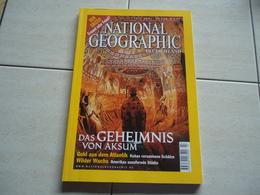 National Geographic (deutsch) Ausgabe 07/2001 - Magazines & Newspapers