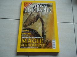 National Geographic (deutsch) Ausgabe 08/2001 - Magazines & Newspapers