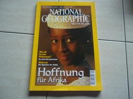 National Geographic (deutsch) Ausgabe 09/2001 - Magazines & Newspapers