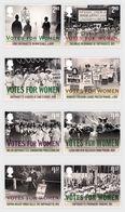 Groot-Brittannië / Great Britain - Postfris / MNH - Complete Set Stemrecht Voor Vrouwen 2018 - 1952-.... (Elizabeth II)