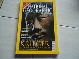 National Geographic (deutsch) Ausgabe 10/2001 - Magazines & Newspapers
