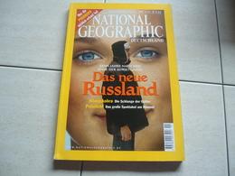 National Geographic (deutsch) Ausgabe 11/2001 - Magazines & Newspapers