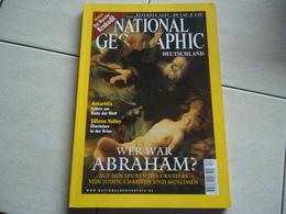 National Geographic (deutsch) Ausgabe 12/2001 - Magazines & Newspapers