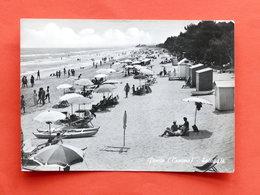 Cartolina Pineto - Spiaggia - 1961 - Teramo