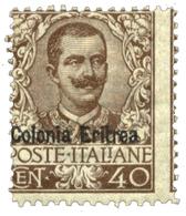 1055 Erythrée N°25* Décentré - Eritrea