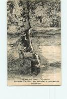 MARSANNAY LA COTE : Fontaine De Crosne. 2 Scans. Edition ? - Frankreich