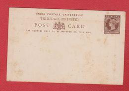 Trinité --  Entier Postal -- - Trinité & Tobago (1962-...)