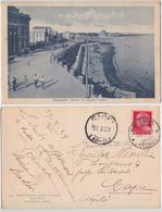 Nettuno - Riviera Di Levante E Villini, 1923 - Altre Città