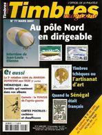 Timbres Magazine N° 77 Mars 2007 - Français (àpd. 1941)