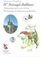 ATTENHOVENSE  2014   BECCROISE DES SAPIN   FOND BLANC - 1985-.. Pájaros (Buzin)