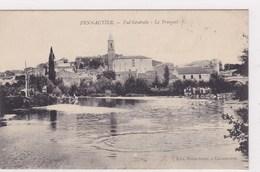 Pennautier Vue Generale Le Frequel Lavandieres Foule Au Pied Du Lac Edit Palau - Sonstige Gemeinden