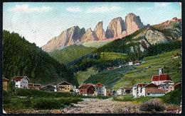 B2705 - Dolomiten - Campitello Gegen Langkofelgruppe - Merano