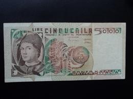 ITALIE : 5000 LIRE  1.7.1980  P 105b / CI 75 BS 537 *  TTB - [ 2] 1946-… : Républic