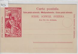1900 UPU PK 32 - Ungebraucht * - Entiers Postaux