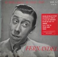 "Fernandel  ""  Les Belles Années Du Music Hall    "" - Special Formats"